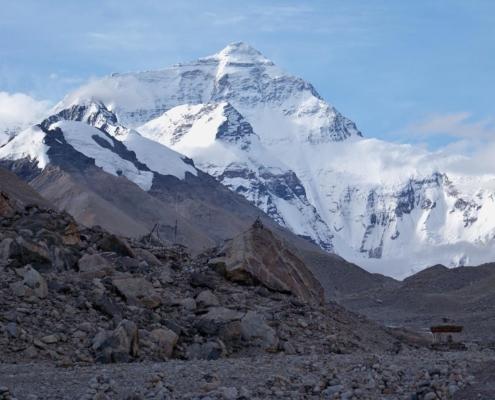Tybet - wycieczka do Everest Base Camp