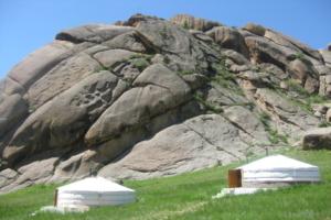 Mongolia - przystanek na trasie Kolei Transsyberyjskiej